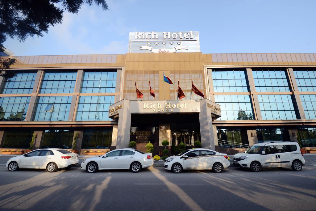 هتل ریچ باکو (5 ستاره)