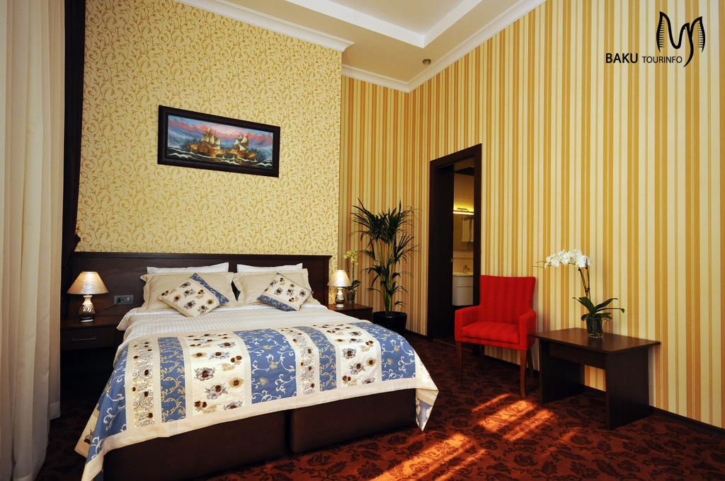 اتاق هتل سنترال پارک