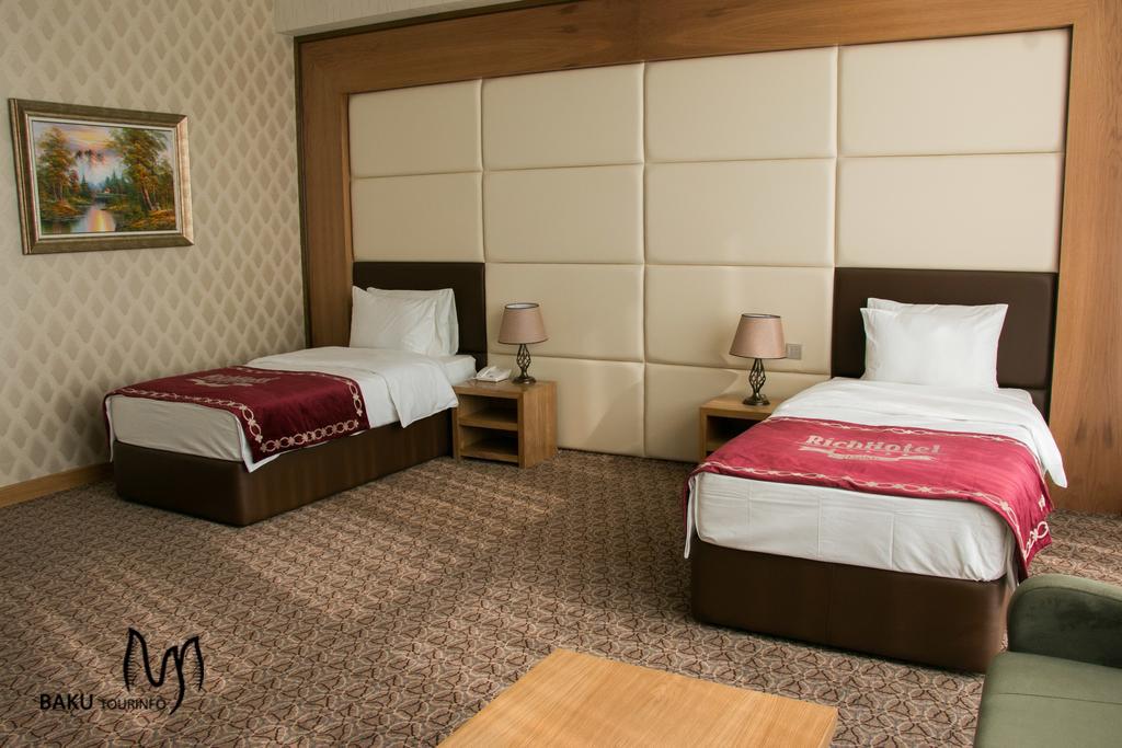 اتاق هتل ریچ