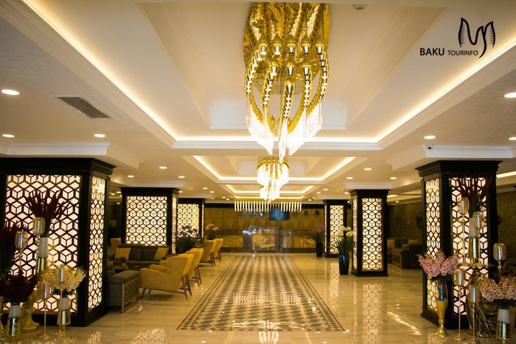 لابی هتل ریچ