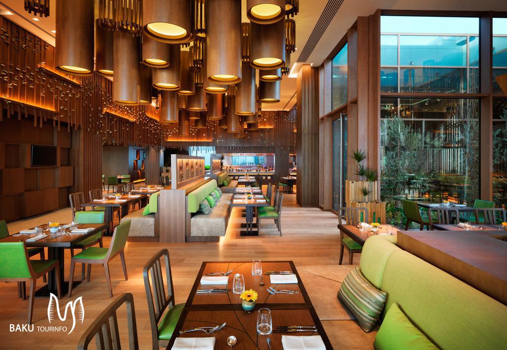 رستوران هتل بولوارد