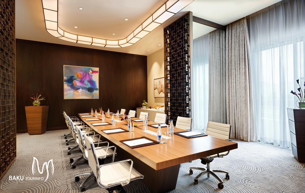 اتاق کنفرانس هتل بولوارد