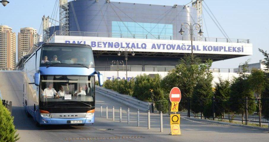 بلیط اتوبوس باکو به تهران