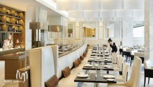 رستوران هتل فیرمونت