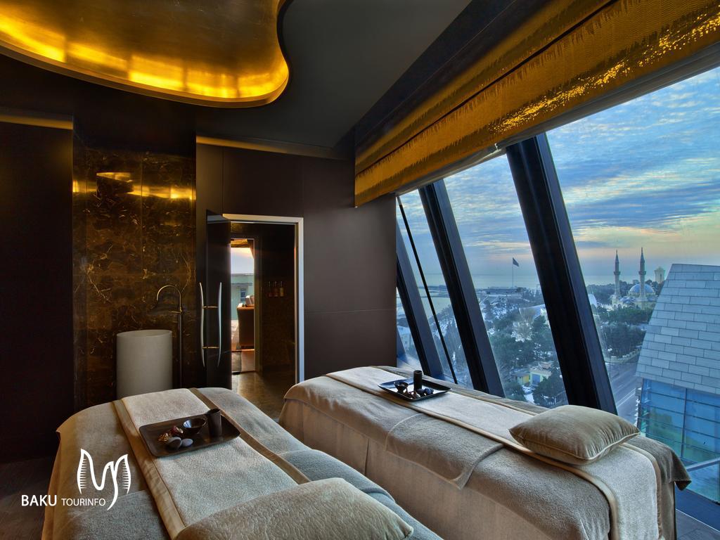 اتاق ماساژ هتل فیرمونت