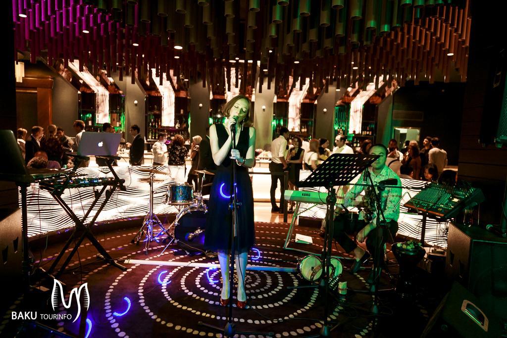 موسیقی زنده هتل فیرمونت