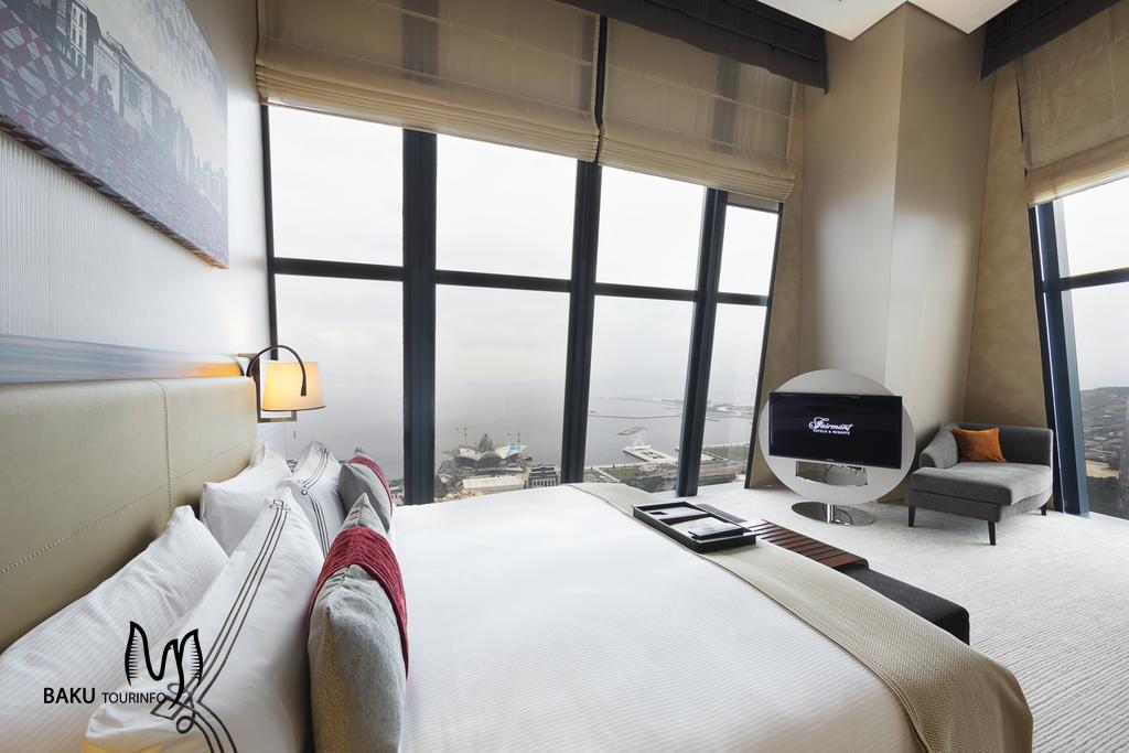 اتاق هتل فیرمونت