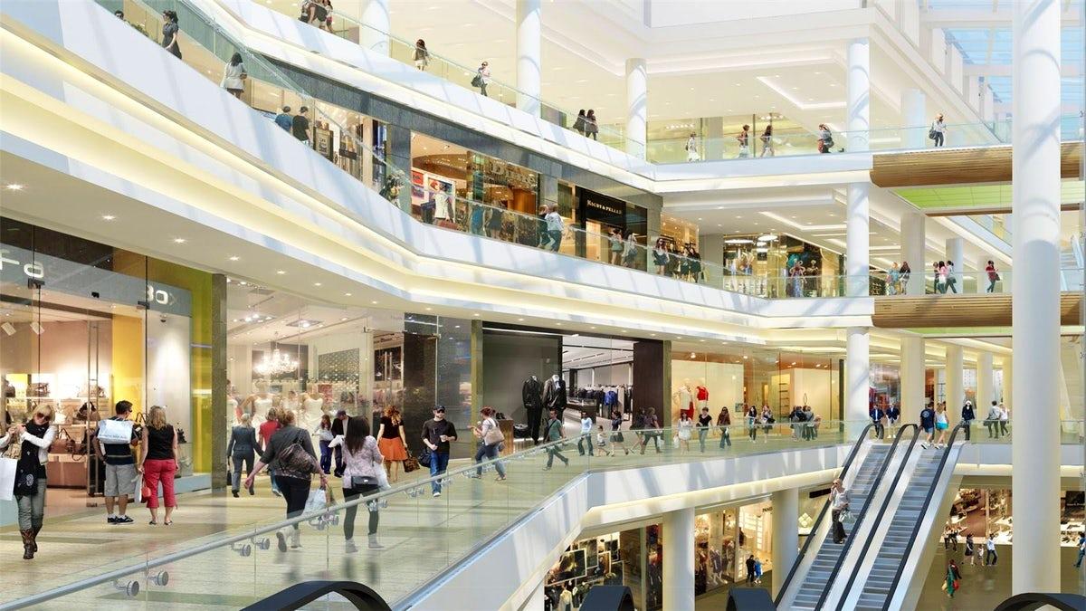 مرکز خرید گنجلیک