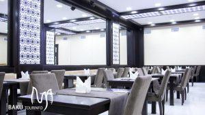 رستوران هتل کرنیچه