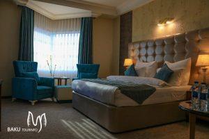 اتاق هتل گرند یوروپ