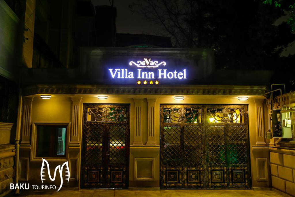 نمای هتل ویلا این