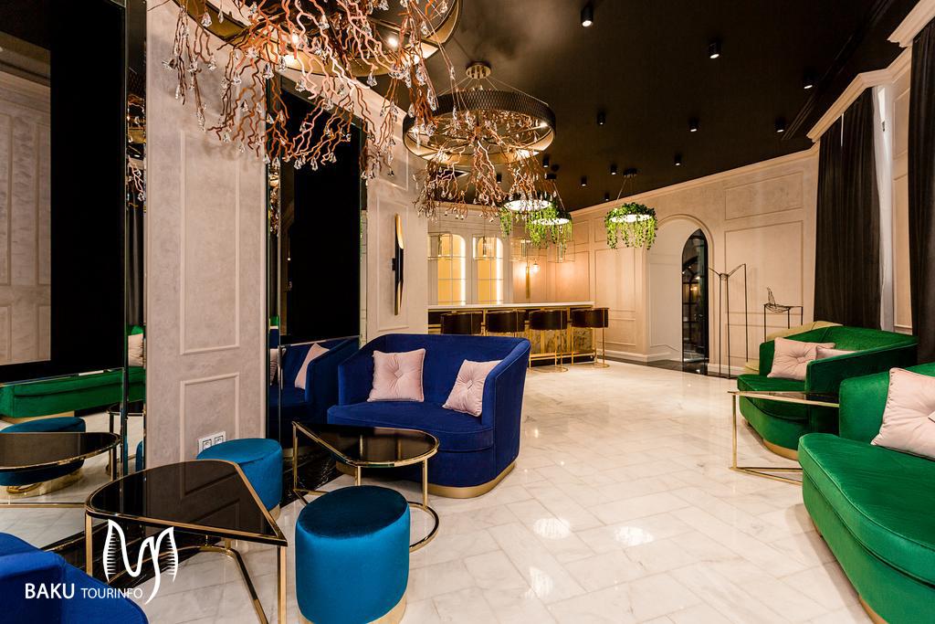 لابی هتل آیوی گاردن