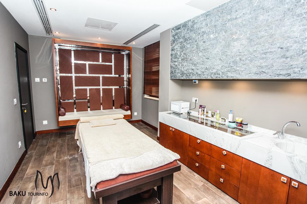اتاق ماساژ هتل آیوی گاردن