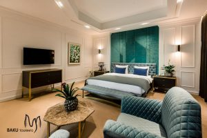 اتاق هتل آیوی گاردن