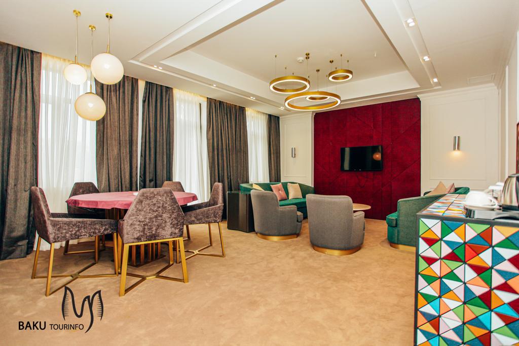 سوئیت هتل آیوی گاردن